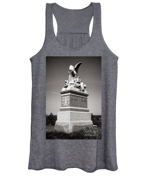 Gettysburg National Park 88th Pennsylvania Infantry Monument Women's Tank Top