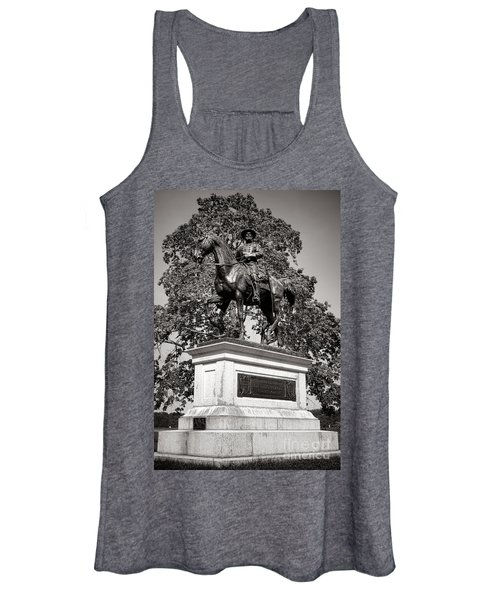 Gettysburg National Park John Fulton Reynolds Monument Women's Tank Top
