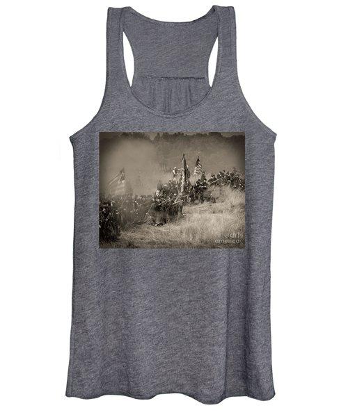 Gettysburg Union Infantry 8947s Women's Tank Top