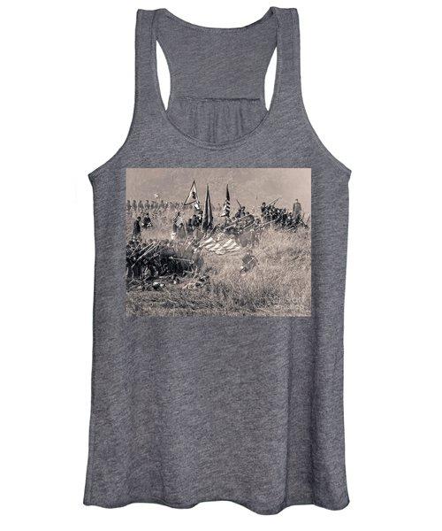 Gettysburg Union Infantry 8963s Women's Tank Top