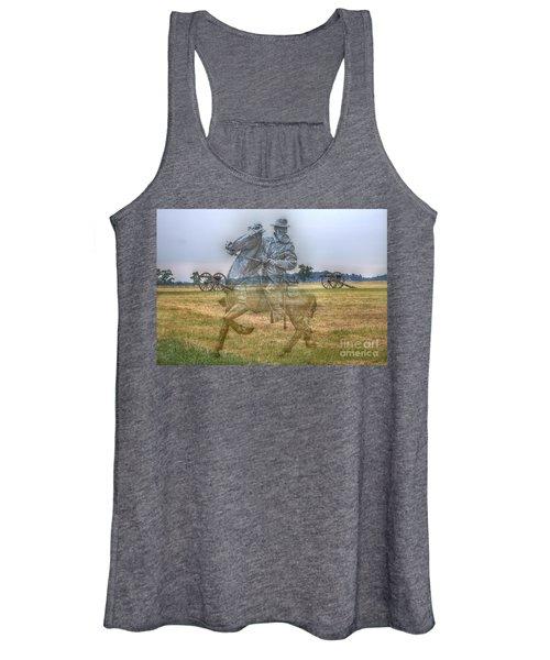 Ghost Of Gettysburg Women's Tank Top