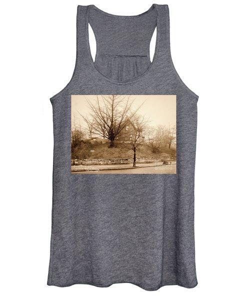 Ginkgo Tree, 1925 Women's Tank Top