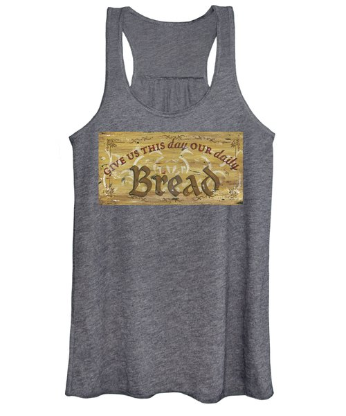 Give Us This Day Our Daily Bread Women's Tank Top