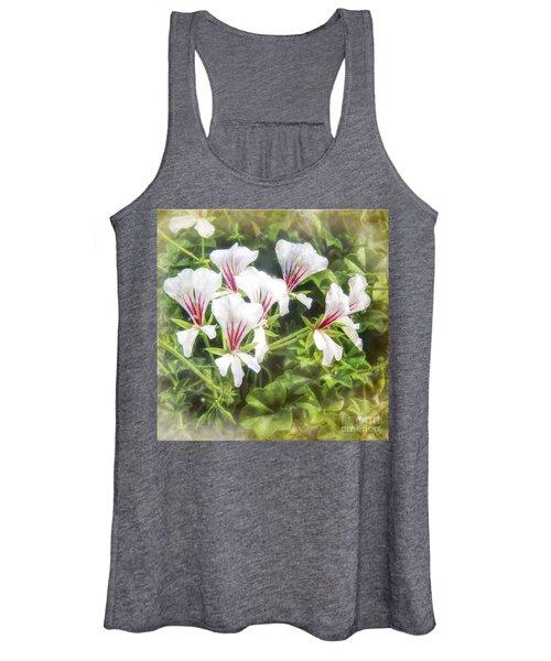 Gladiolus Callianthus Women's Tank Top