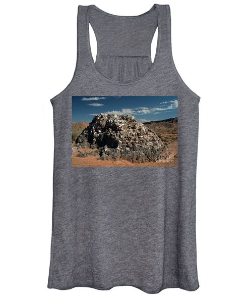 Glass Mountain Capital Reef National Park Women's Tank Top