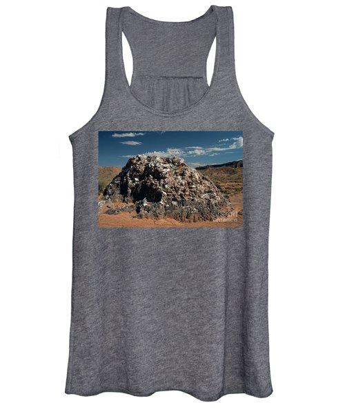 Glass Mountain Capital Reef National Park Women's Tank Top