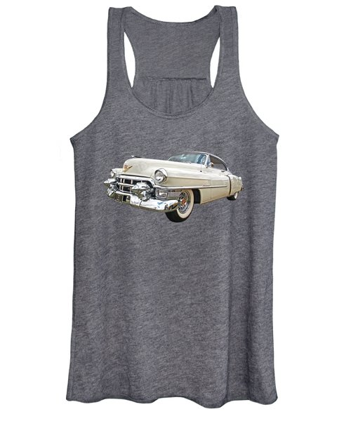 Glory Days - '53 Cadillac Women's Tank Top
