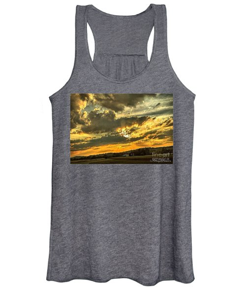 God Hand Women's Tank Top