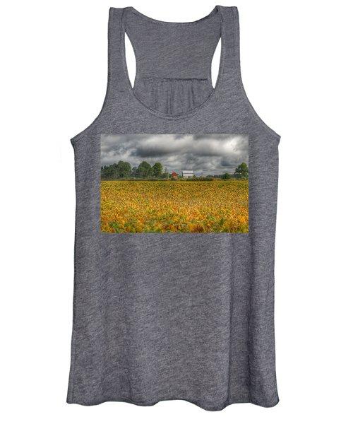 0012 - Golden Fields Farm Women's Tank Top