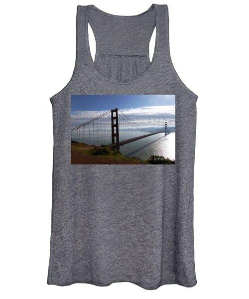 Golden Gate Bridge-2 Women's Tank Top