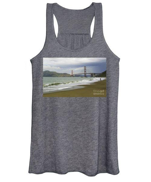Golden Gate Bridge #4 Women's Tank Top