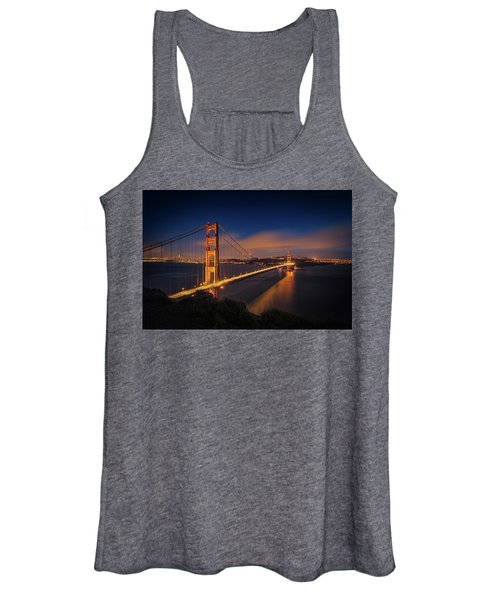 Golden Gate Women's Tank Top