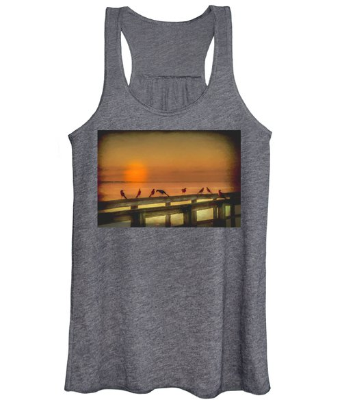 Golden Moment Women's Tank Top