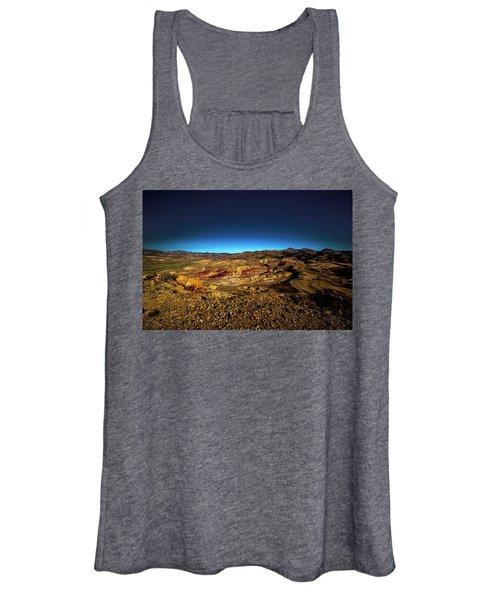 Good Morning From The Oregon Desert Women's Tank Top