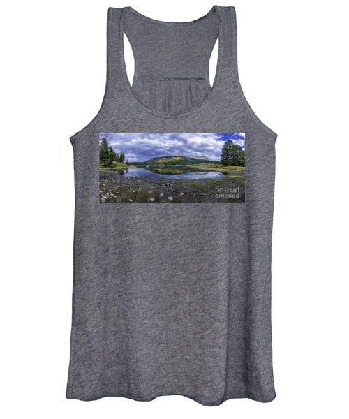 Goose Pasture Tarn Women's Tank Top