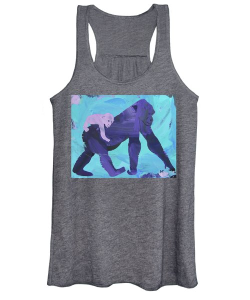 Gorgeous Gorilla Women's Tank Top