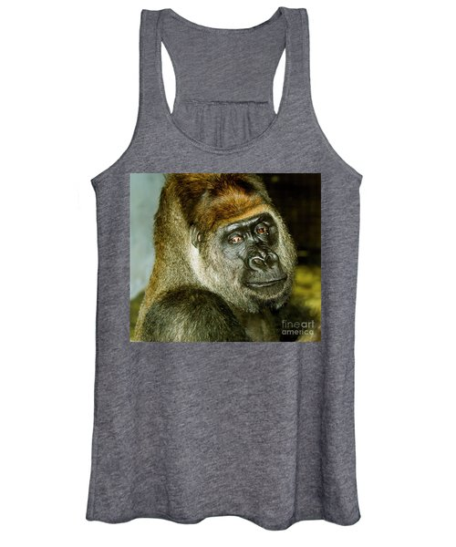 Gorilla Women's Tank Top