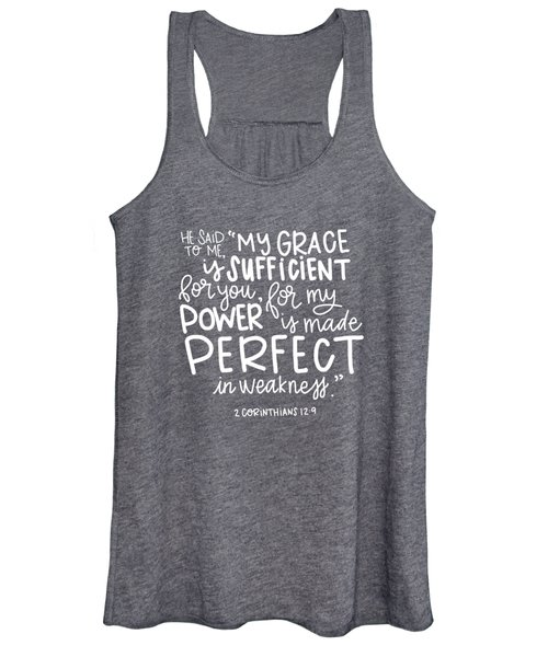 Grace Is Sufficient Women's Tank Top