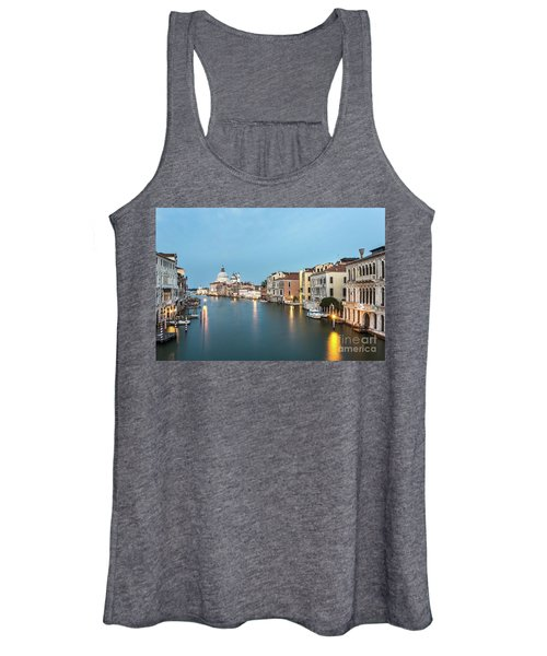 Grand Canal In Venice, Italy Women's Tank Top