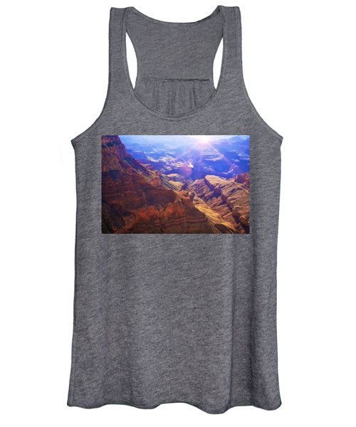 Grand Canyon Arizona 10 Women's Tank Top