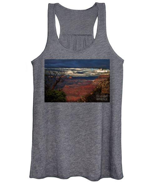 Grand Canyon Storm Clouds Women's Tank Top
