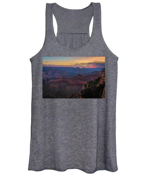 Grand Canyon Sunrise Women's Tank Top