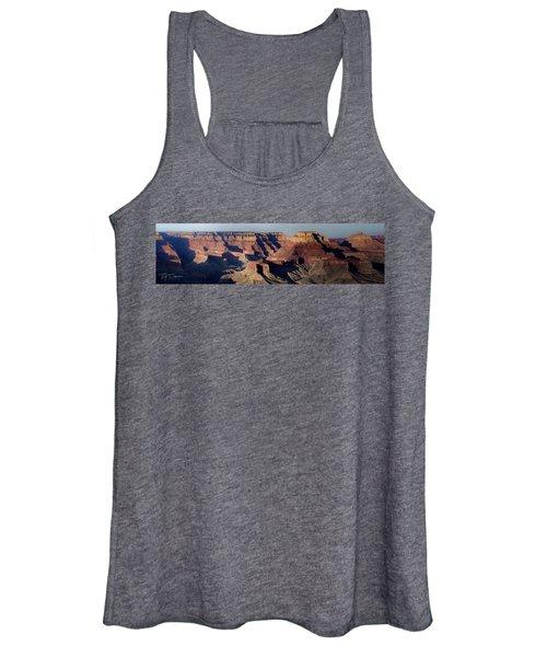 Grand Canyon Wide Women's Tank Top