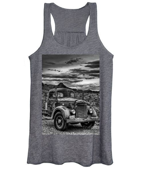 Grandpa's Ride Women's Tank Top