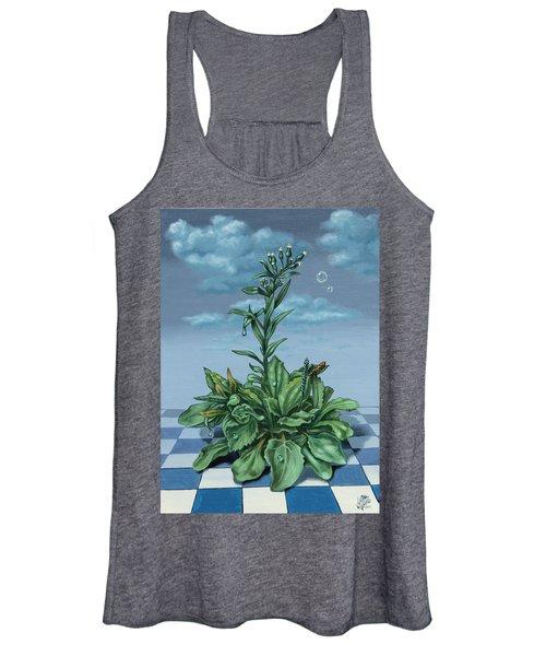 Grass Women's Tank Top