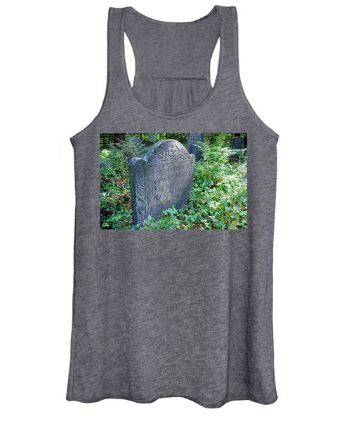 Grave Of Mary Hall Women's Tank Top