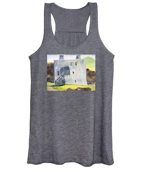 Gray Castle Women's Tank Top