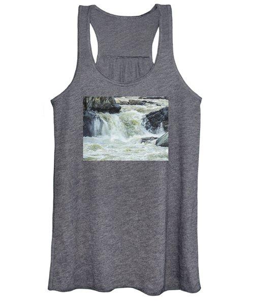 Great Falls Of The Potomac Women's Tank Top