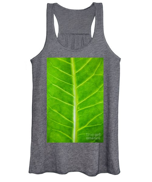 Green Botany -  Part 2 Of 3 Women's Tank Top