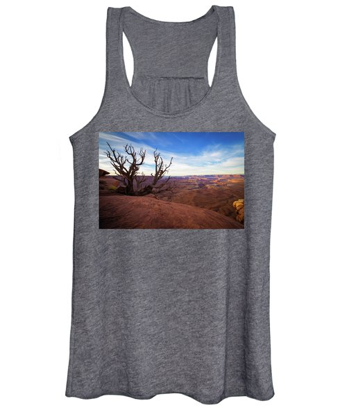 Green River Overlook Women's Tank Top