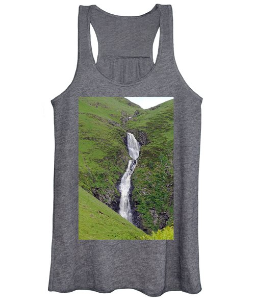 Grey Mare's Tail Women's Tank Top