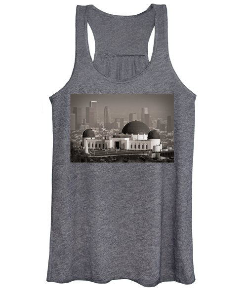 Griffith Observatory Women's Tank Top