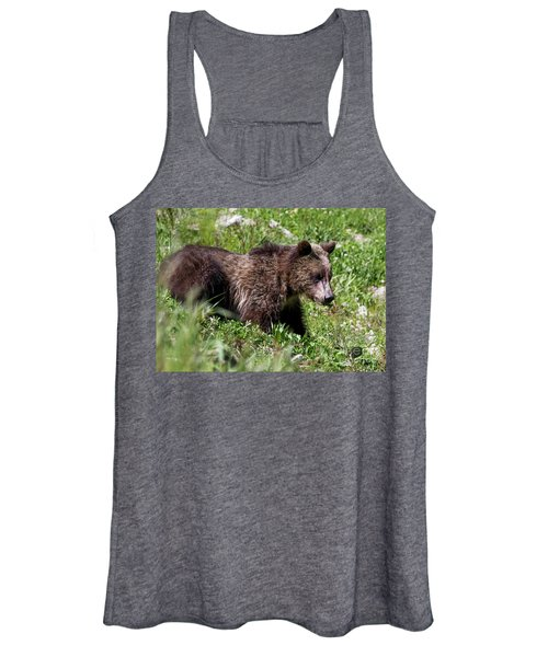 Grizzly Cub  Women's Tank Top