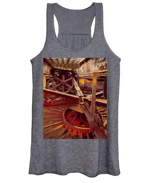 Grunge Gears Women's Tank Top