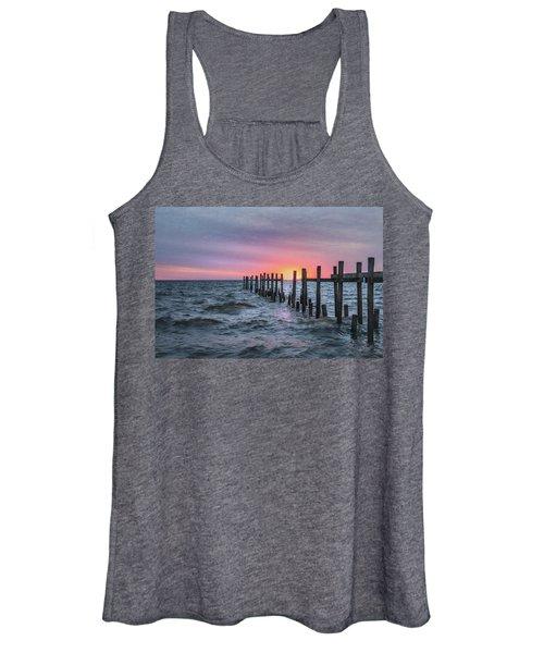 Gulf Coast Sunrise Women's Tank Top