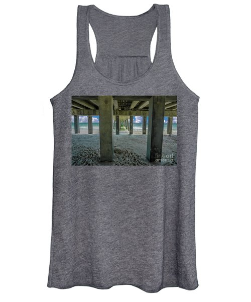 Gulf Shores Park And Pier Al 1649 Women's Tank Top