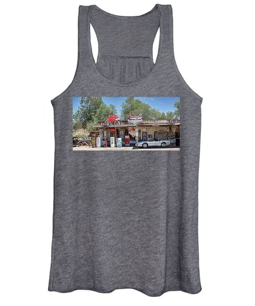 Hackberry General Store On Route 66, Arizona Women's Tank Top