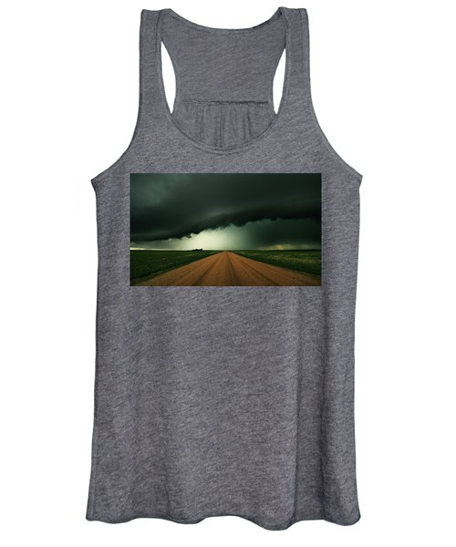 Hail Shaft Women's Tank Top