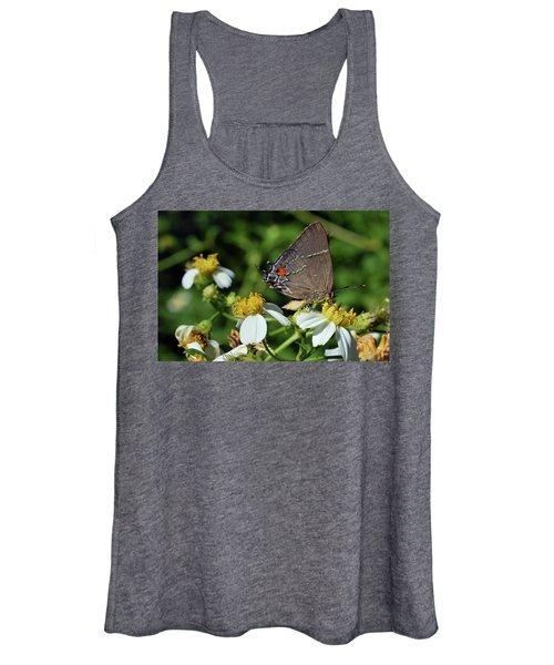 Hairstreak Butterfly Women's Tank Top