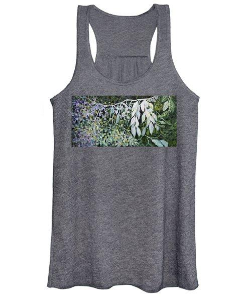 Silver Spendor Women's Tank Top