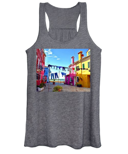 Hung Out To Dry Women's Tank Top