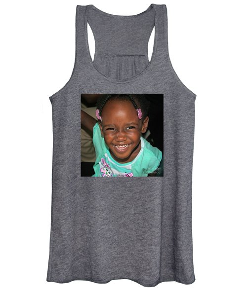 Happy Child Women's Tank Top