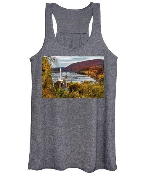 Harpers Ferry, West Virginia Women's Tank Top