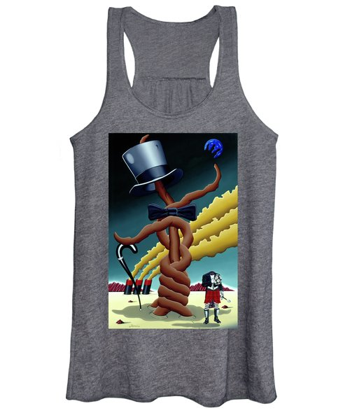 Hats Off Women's Tank Top