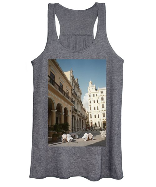 Havana Vieja Women's Tank Top