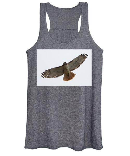 Hawk Overhead Women's Tank Top